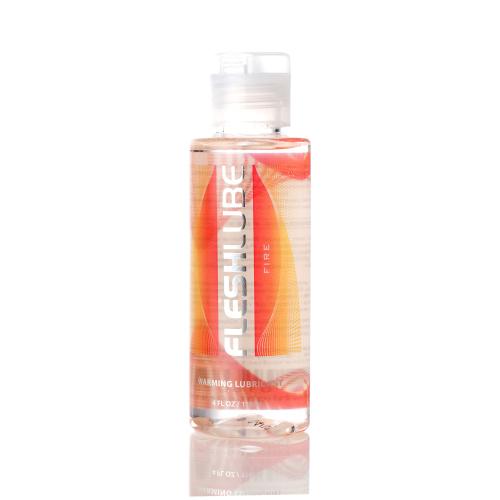 Fleshlight Fleshlube Foc Lubrifiant cu Efect de Incalzire - 100 ml