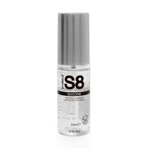 Stimul8 S8 Lubrifiant Sexual Premium pe Baza de Silicon 50 ml thumbnail