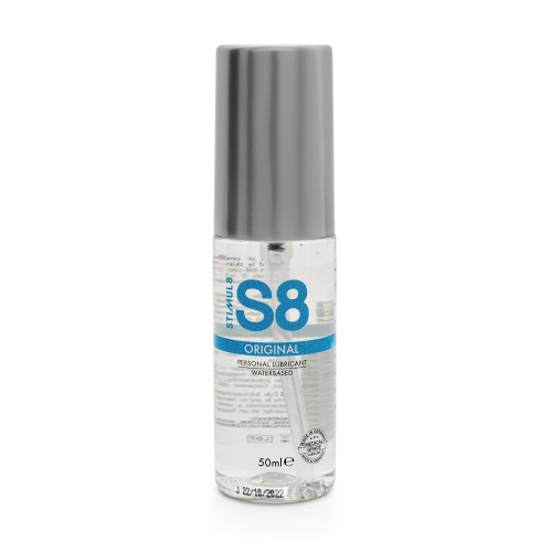 Stimul8 S8 Lubrifiant Sexual pe Baza de Apa 50 ml thumbnail