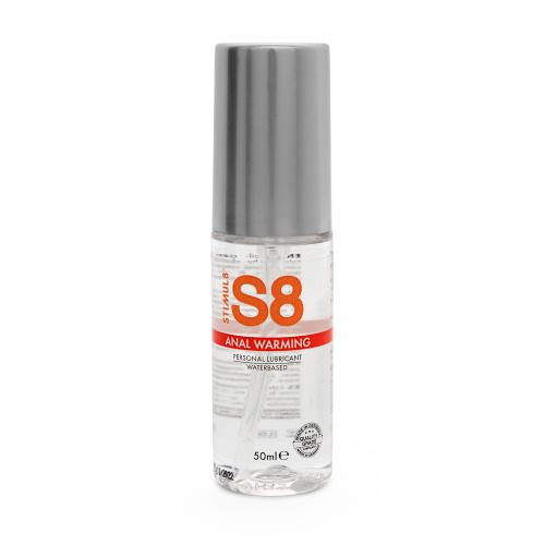 Stimul8 S8 Lubrifiant pentru Sex Anal pe Baza de Apa cu Efect de Incalzire 50 ml thumbnail