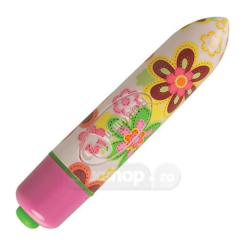 Rocks Off RO 80mm Puterea Florilor Glont Vibrator