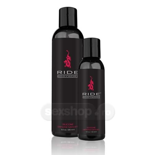 Sliquid Ride Bodyworx Lubrifiant pe Baza de Silicon - marime 255ml