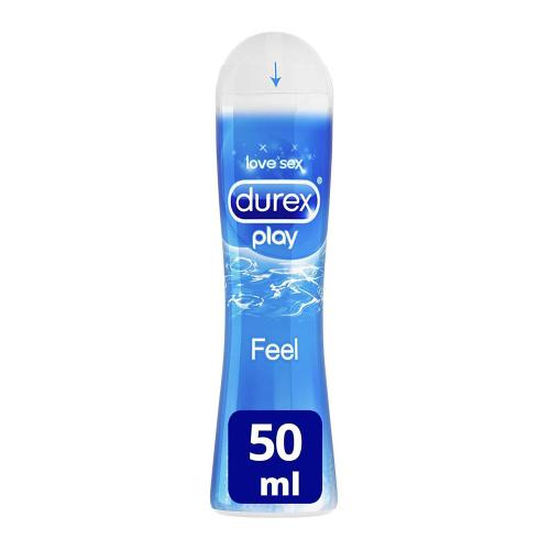 Durex Play Simt Gel Lubrifiant pentru Senzatie de Piele Fina ca Matasea 50 ml thumbnail