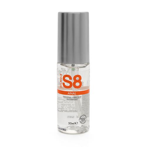 Stimul8 S8 Lubrifiant pentru Sex Anal pe Baza de Apa 50 ml thumbnail