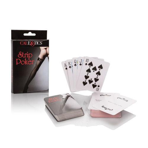 Poker pe Dezbracat Joc de Carti