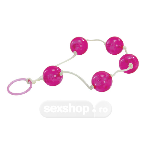 Toyz4Lovers Foarte Vandut Bilele Iubirii - culoare Roz
