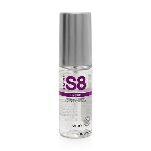 Stimul8 S8 Lubrifiant Sexual Hibrid 50 ml thumbnail