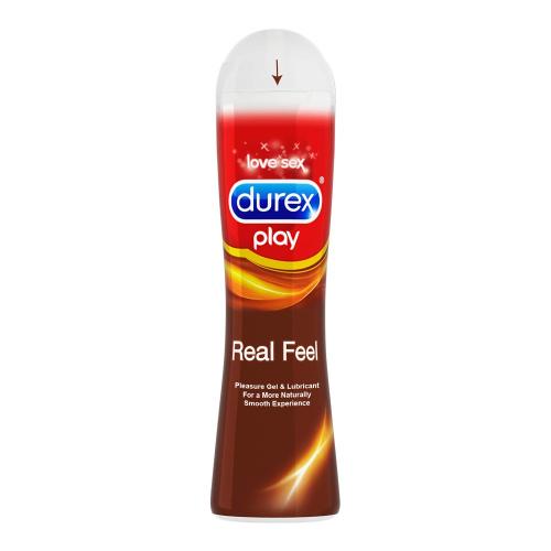 Durex Play Senzatii Adevarate Gel Lubrifiant pentru un Contact Natural si Catifelat 50 ml thumbnail