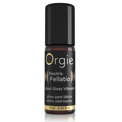 Orgie Felatie Electrica Gloss Vibrator pentru Buze thumbnail
