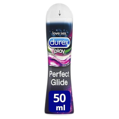 Durex Play Alunecare Perfecta Gel Lubrifiant Care Tine mai Mult pe Baza de Silicon 50 ml thumbnail