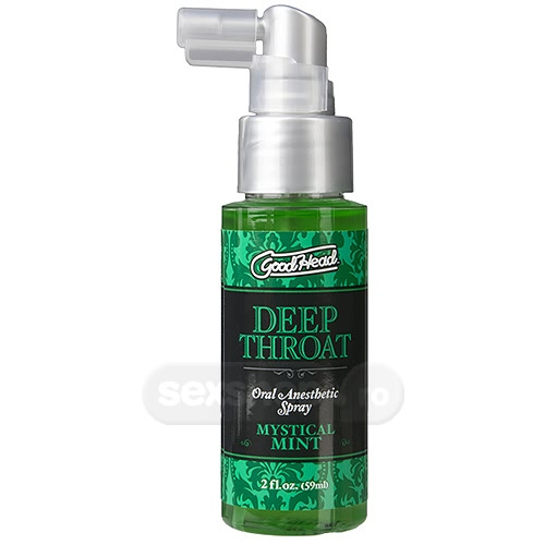 Doc Johnson Oral Delicios Gat Adanc Spray cu Menta thumbnail