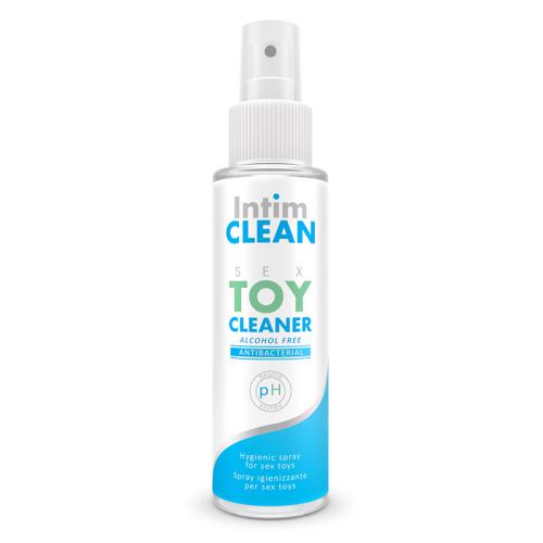 Intimateline Intimclean Spray Igienic Fara Alcool si Antibacterian pentru Jucarii Sexuale 100 ml thumbnail