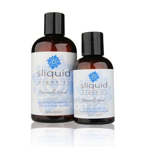 Sliquid Organic Natural Lubrifiant Intim - marime 125ml