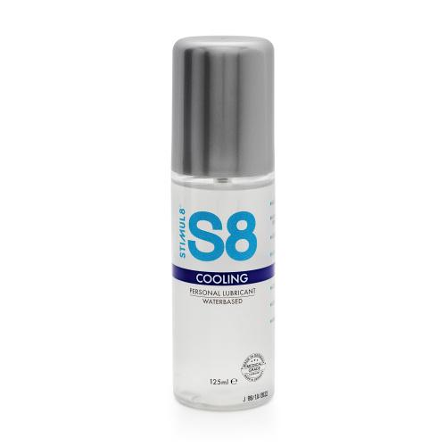 Stimul8 S8 Lubrifiant Sexual pe Baza de Apa cu Efect de Racorire 125 ml thumbnail